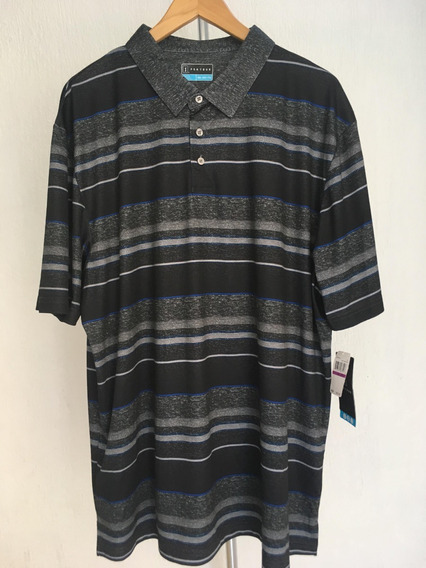 Camiseta Tipo Polo Pga Tour Talla 2xl Nuevo/original