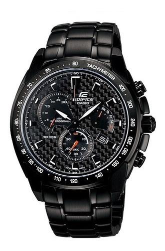 Reloj Hombre Casio Edifice Ef-521bk   Envio Gratis