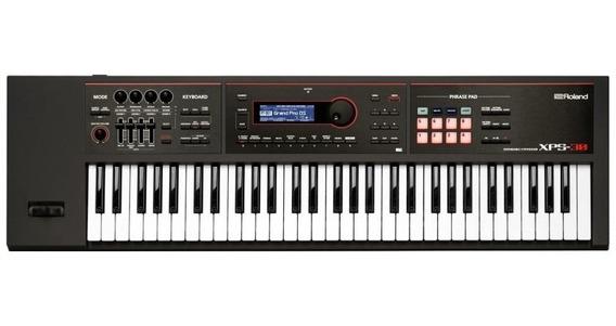 Teclado Xps30 Sintetizador Roland Xps-30 C/ Nf
