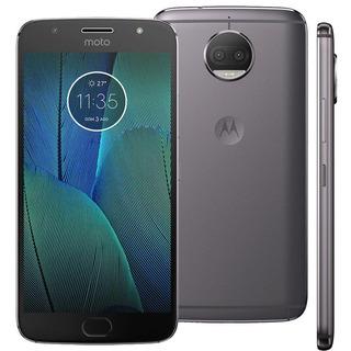 Motorola Moto G5s Plus Xt1802 Platinum 32gb Dtv [vitrine]