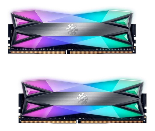 Memoria Xpg Spectrix D60g (2x8) 16g/3200 Mhz Ddr4