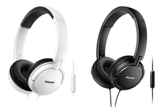 Auriculares Philips 5005wt Gtia Oficial Manos Libres Mic