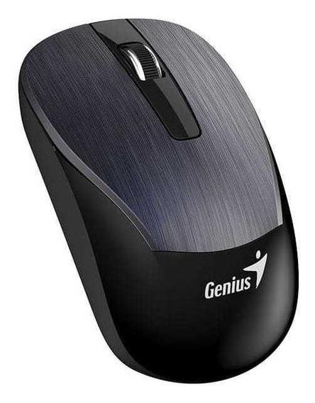 Mouse Wireless Genius 31030007402 Eco-8015 Iron Gray 2,4ghz