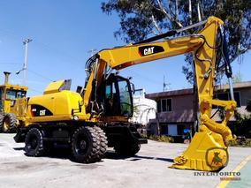 Excavadora Cat M313d 2011