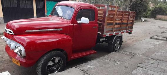 Se Vende O Permuta Por Lotes O Vehiculos Camioneta Ford F3