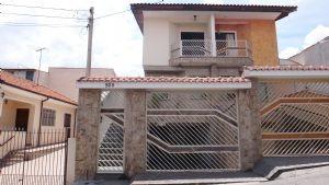 Imagem 1 de 10 de Venda Residential / Sobrado Parada Inglesa São Paulo - V35618