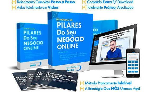 Fórmula Do Negócio Online + 100 Cursos