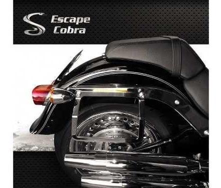 Suporte De Alforge Harley Heritage Até 2017 Softail