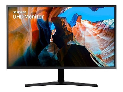 Monitor Samsung 32  Led Uhd 4k 60hz Freesync Lu32j590uqlxzd