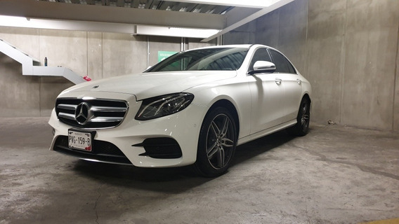 Mercedes-benz Clase E 3.0 400 4mic Sport At 2019