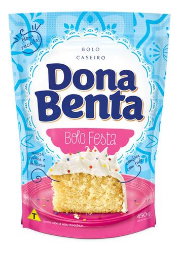 Mistura Para Bolo Festa Dona Benta 450g