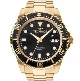 Relógio Technos Masculino Automático 8205ny