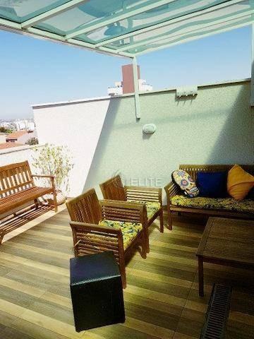 Cobertura À Venda, 92 M² Por R$ 441.900,90 - Bangu - Santo André/sp - Co1890