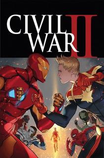 Comics Civil War 2. Evento Completo En Digital.