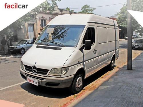 Mercedes-benz Sprinter 313 Furgón 2.2 2012 Excelente!!