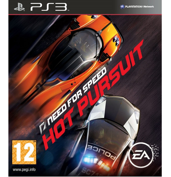 Need For Speed Hot Pursuit Ps3 Psn Game Need Playstation 3