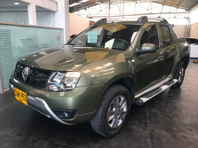 Renault Duster Oroch Dynamique Version Full Estribos