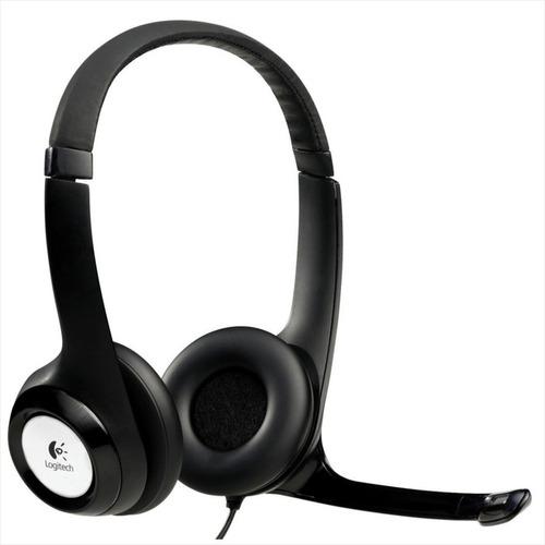 Logitech H390, Diadema Usb Estéreo Con Micrófono Y Controles
