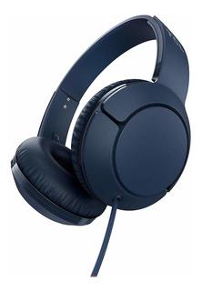 Auriculares Sobre Oido Tc54bj Mtro200 Audifonos Azul