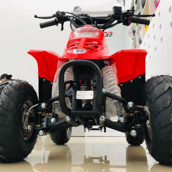 Cuatriciclo Motomel Kraken 50 Con Alarma Y Casco -motos32-