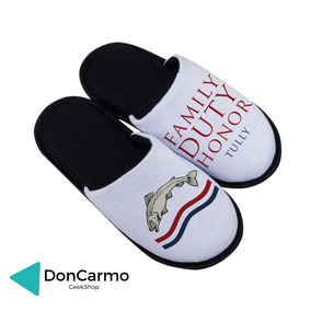 Pantufas Masculinas Temática Game Of Thrones - Descontão