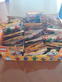 Sobre Lego Serie 18 Aniversario Al Azar
