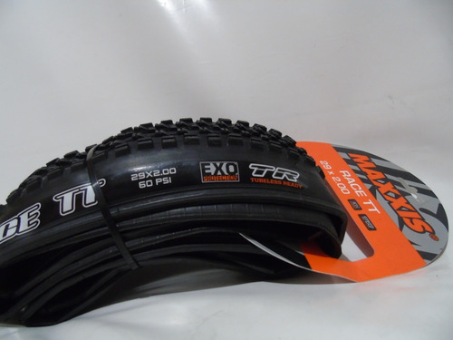 Llanta Maxxis Race T T 29*2.00 Tubeless Ready - Exo - 2c