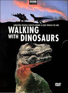 Caminando Entre Dinosaurios- Sangre Nueva Dvd