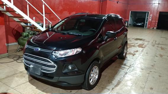Ford Ecosport 1.6 Se 110cv 4x2 2013 Con Gnc