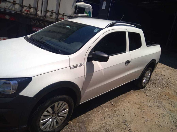 Volkswagen Saveiro 1.6 Robust Cab. Dupla Total Flex 2p 2020