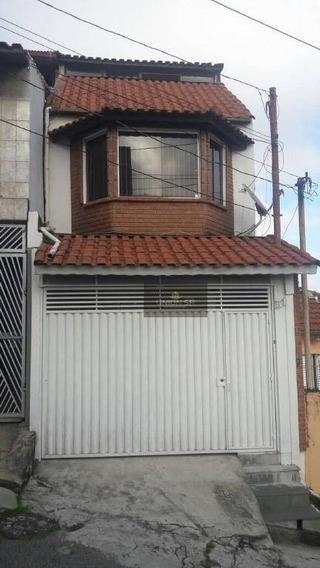 Casa Com 4 Dormitórios À Venda, 250 M² Por R$ 600.000 - Parada Inglesa - São Paulo/sp - Ca1475