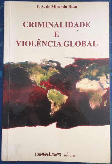 Livro Criminalidade E Violência Global