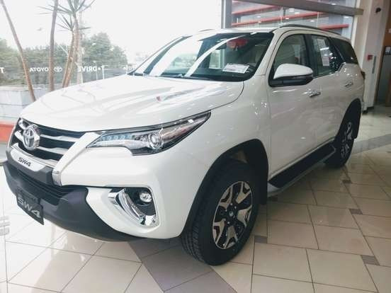 Toyota Sw4 2.8 Srx Diamond 4x4 7 Lugares Turbo 2020