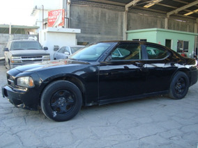 Dodge Charger Police 2010 6-cilindros Automatico