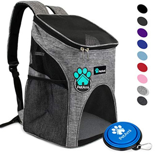 Petami Premium Pet Carrier Backpack Para