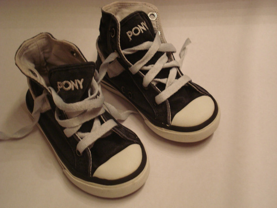Zapatillas Ponny Originales Niños N°24