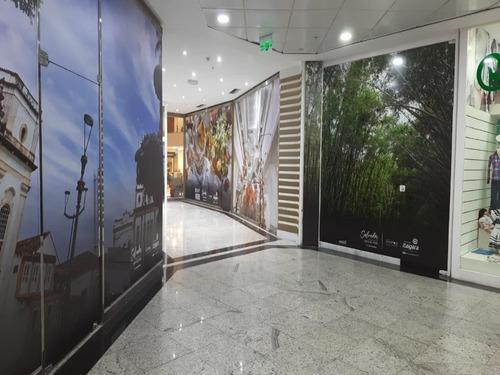 Imagem 1 de 7 de Loja No Shopping Itaigara Com Área 264,00m2 No Itaigara - Sfl651 - 69668542