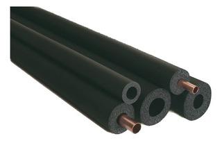 Aislacion Aire Acondicionado Tubo Negro 1/2 9mm 2 Metros