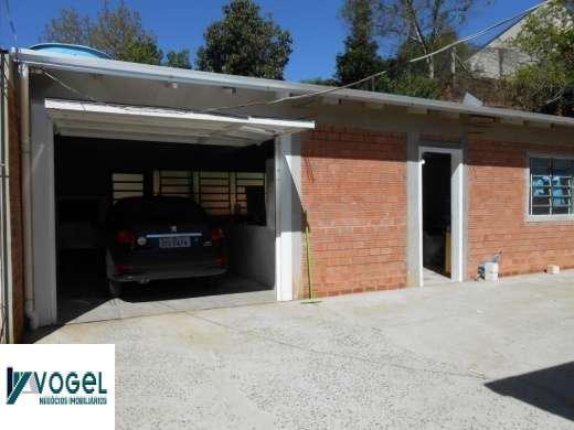 Casa Com 2 Dormitório(s) Localizado(a) No Bairro Bom Jardim Em Ivoti / Ivoti - 50260