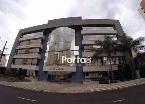 Sala À Venda, 50 M² Por R$ 390.000,00 - Centro - São José Do Rio Preto/sp - Sa0069