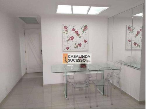 Imagem 1 de 18 de Apartamento Com 3 Dormitórios À Venda, 64 M² Por R$ 350.000,00 - Vila Ema - São Paulo/sp - Ap5906