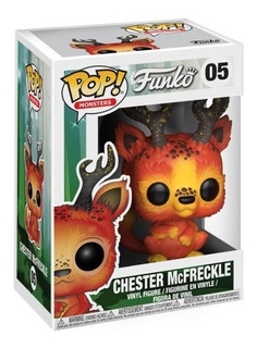 Funko Pop Wetmore Forest Chester Mcfreckle