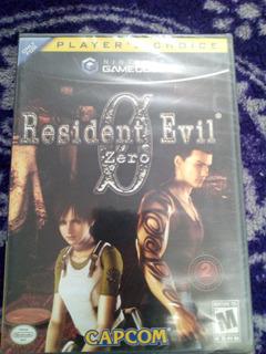 Nuevo Sellado Resident Evil Zero Game Cube Gamecube Nintendo