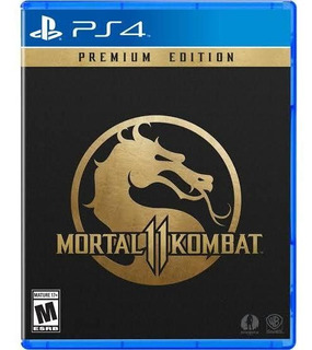 Mortal Kombat 11 Premium Edition- Far Cry 5 Gold Edition Ps4