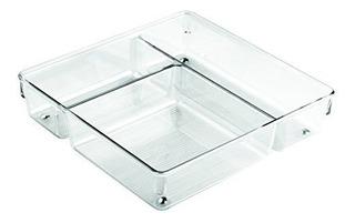 Interdesign Linus Organizador De Cajones De Cocina Para Cubi