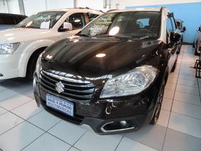 Suzuki S-cross 1.6 16v Vvt Gasolina Glx 4p 4x4 Automático
