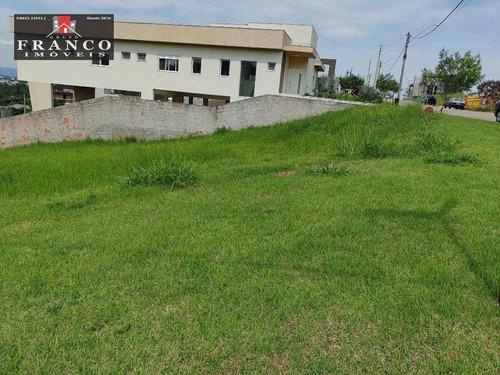 Terreno À Venda No Condomínio Campos De Toscana Em Vinhedo - Sp - Te0546