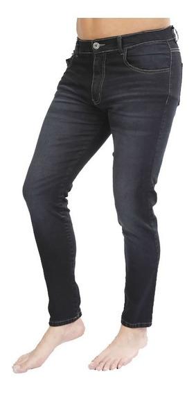 Pantalon Jean Denim Smoke Hombre   Moha (140784)