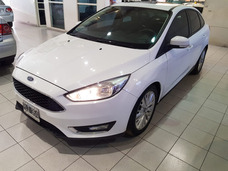Ford Focus Iii 2.0 Sedan Se Plus Mt 2016 Pli // 4632025 Dn
