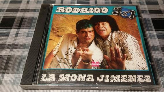 Rodrigo - La Mona Jiménez - Magenta 32 Cd Original